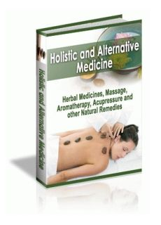 Holistic & Alternative Medicine (PLR)
