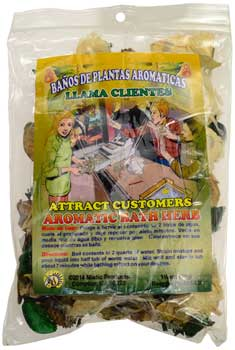 1 1/4oz Attract Customers ( ) aromatic bath herb