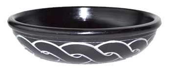 "5"" Celtic Scrying Bowl or smudge Pot"